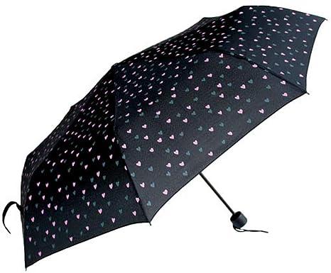 Paraguas Juvenil Corazones