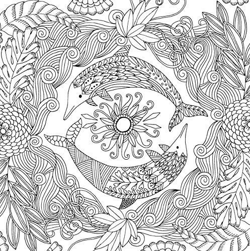 Follow Your Dreams Adult Coloring Book 31 Stress