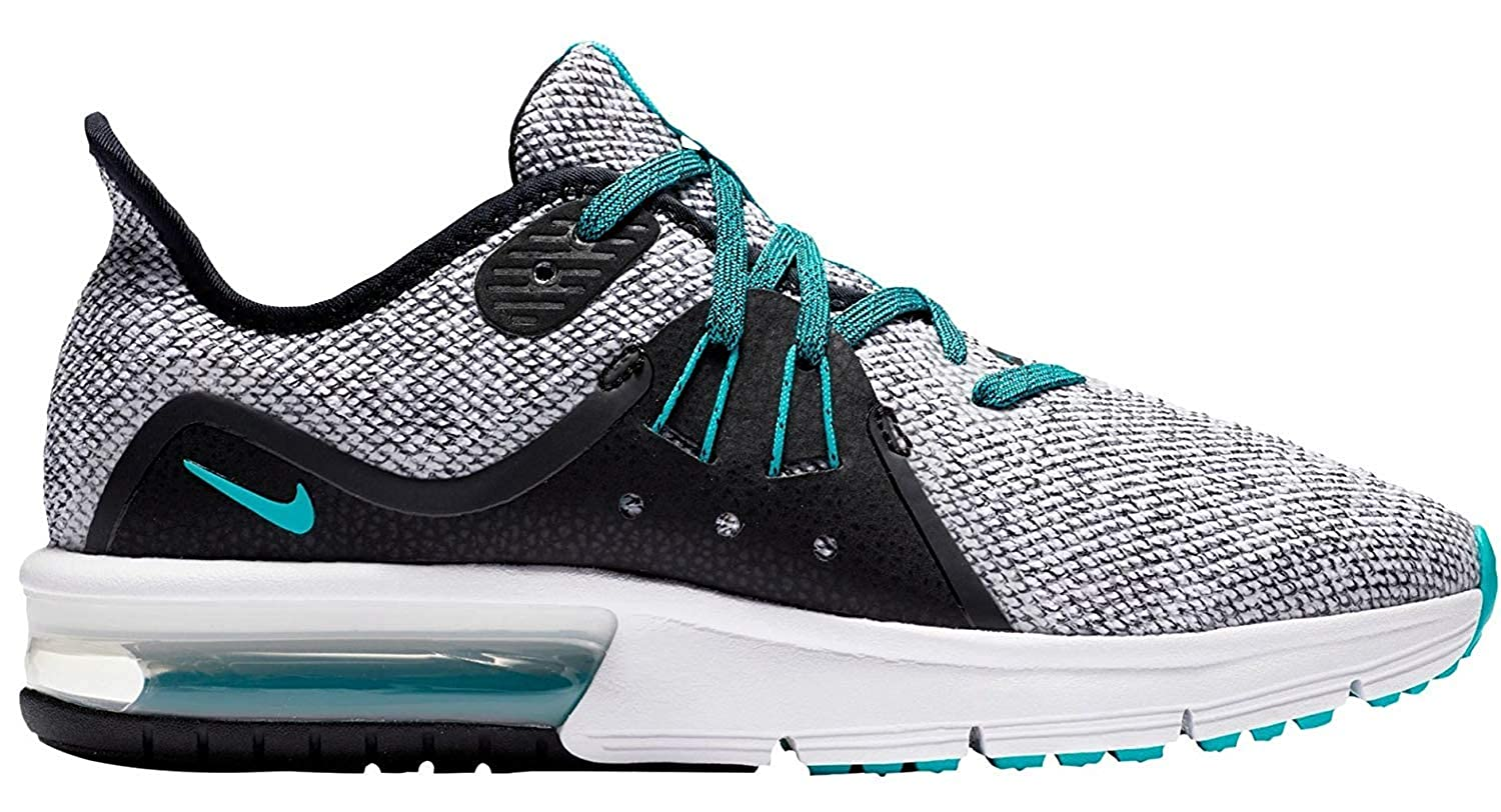f80fc334c1f Amazon.com | Nike Air Max Sequent 3 (gs) Big Kids 922884-100 | Running