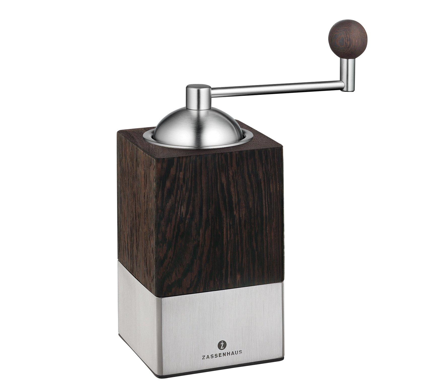 Zassenhaus M041071 Coffee Mill, Black