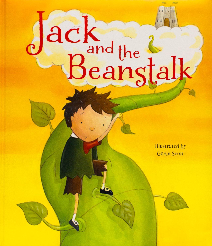 Jack And The Beanstalk PIC Pad Fairy Ronnie Randall Gavin Scott