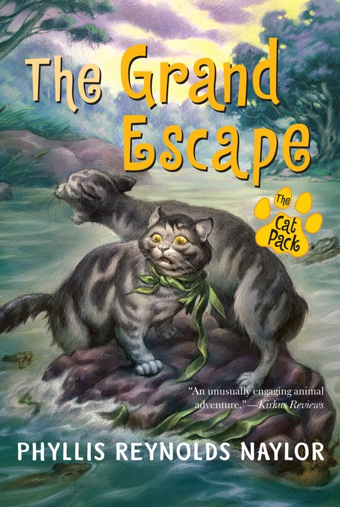 Read Online The Grand Escape (Cat Pack) pdf epub