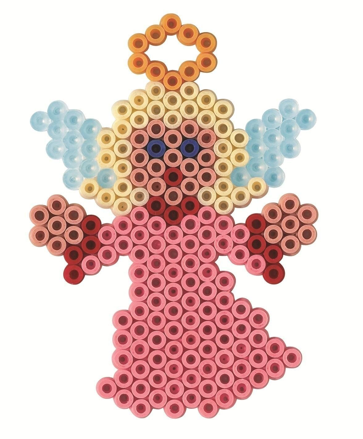 Hama 4097 Bügelperlen Perlenset Engel Ca 1100 Perlen 1