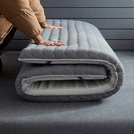 WSQ Colchón de futón de piso japonés de látex Wymname ...