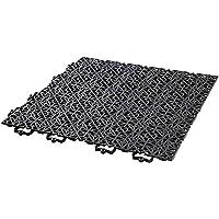Andiamo 202404 - Set de baldosas de plástico para suelo, 38 x 38 cm,