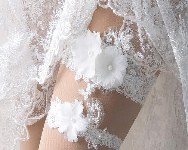 79ff1cb98c0 Amazon.com  Wedding garter set