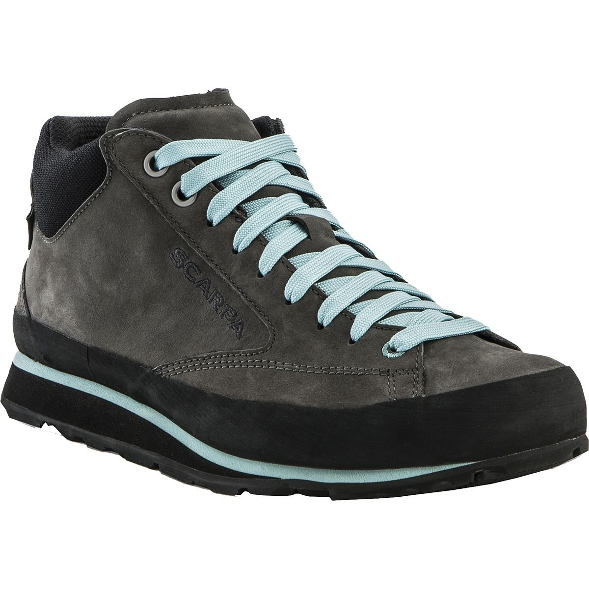 Scarpa Conifer GTX Shoe - Women's Graphite/Mineral Blue, 37.5