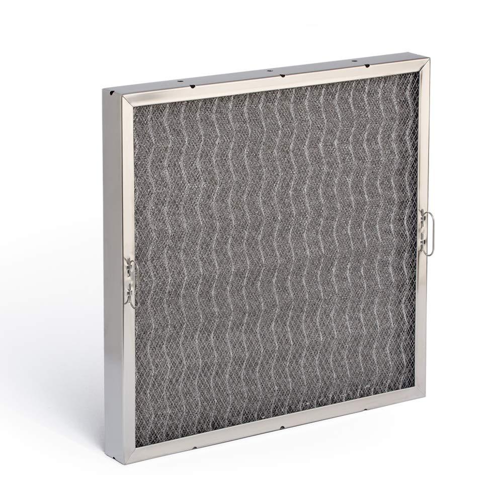 Filtro Campana-Filtro de Mallas Inox 430, 390x490x48mm: Amazon.es: Industria, empresas y ciencia