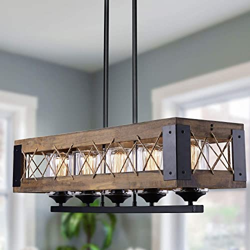 Farmhouse Chandelier Living Room Chandelier