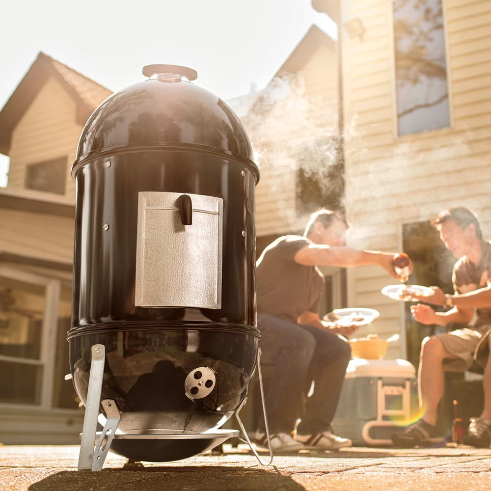 Weber Smoker for beginners