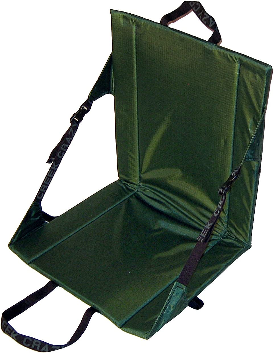 Crazy Creek Products Long Back Chair, Forest