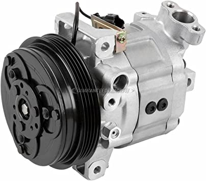Amazon Com Ac Compressor A C Clutch For Subaru Legacy Outback Forester Baja 2 5l Buyautoparts 60 01779na New Automotive
