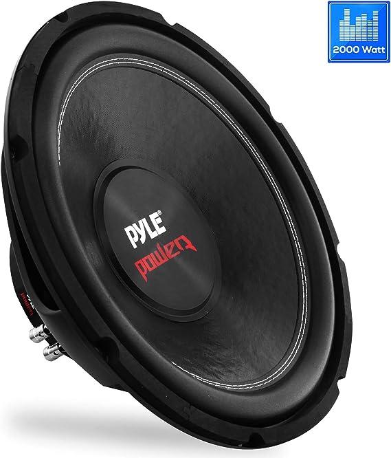 Car Vehicle Subwoofer Audio Speaker - 15inch Non-Pressed Paper Cone