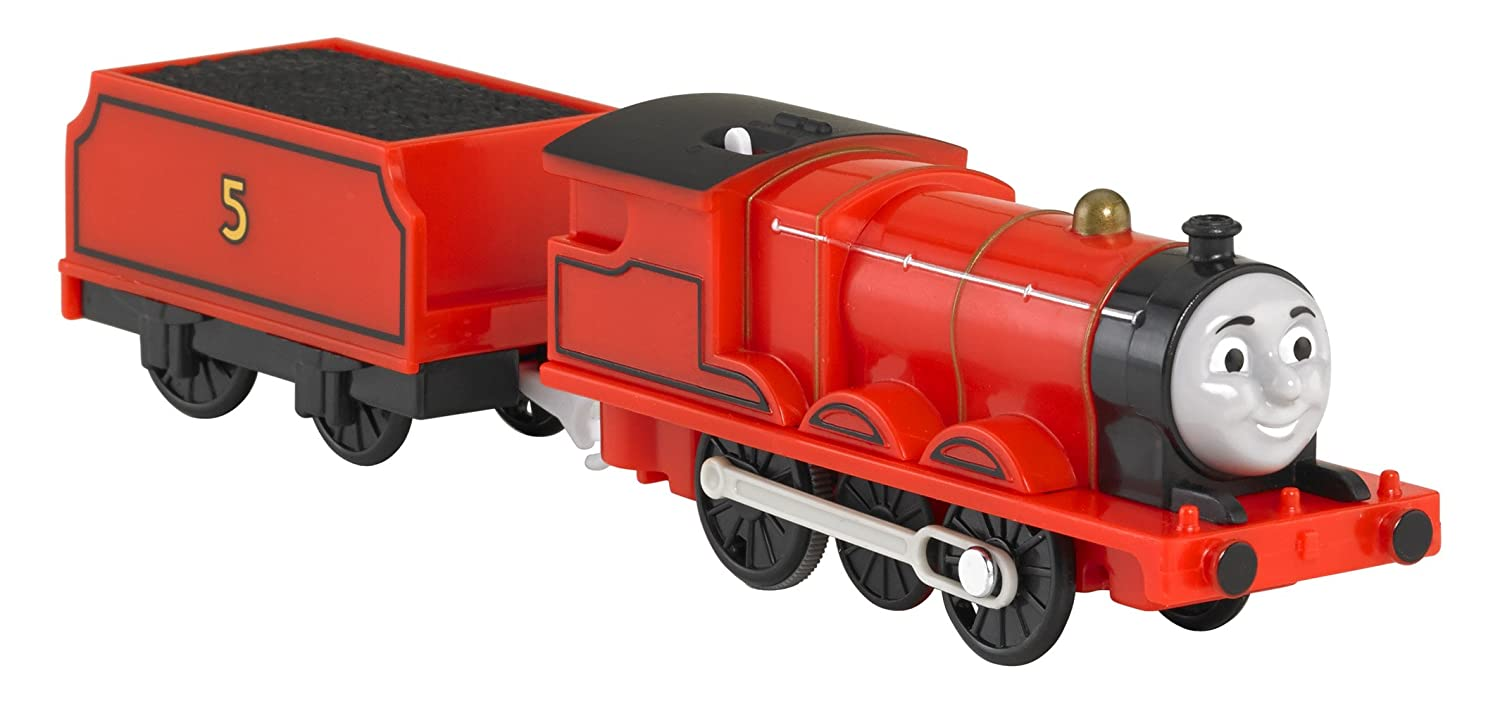 Buy Thomas The Train TrackMaster Big Friends James Online At Low Prices In India