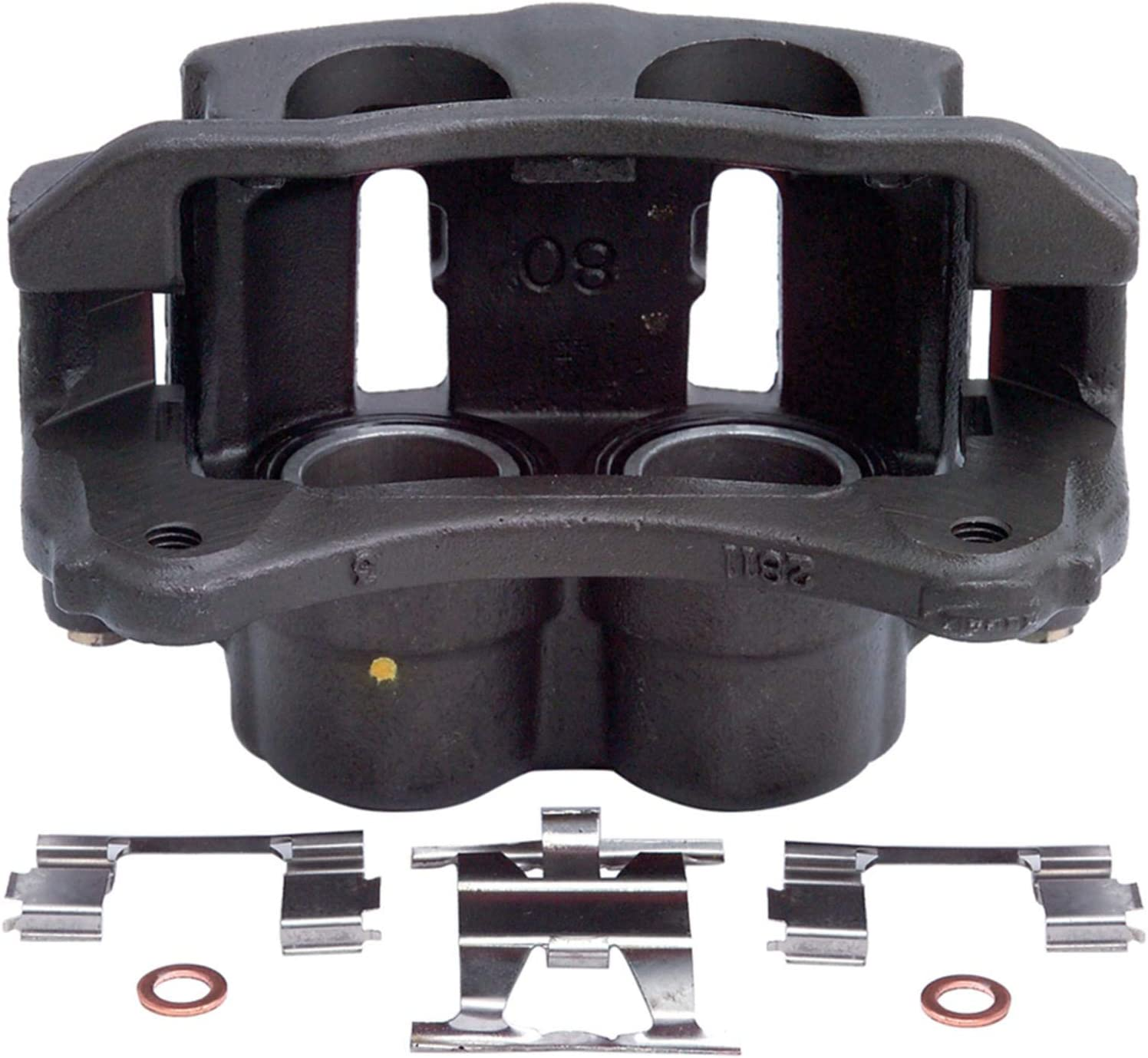 Disc Brake Caliper-Unloaded Caliper Front-Left//Right Cardone 18-4473 Reman
