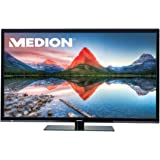 MEDION LIFE MD 31103 101,6 cm (40 Zoll) Fernseher, LED-Backlight-TV, Full HD, Triple Tuner, DVB-T2 HD, CI+, HDMI, USB, Mediaplayer, schwarz [Energieklasse A]