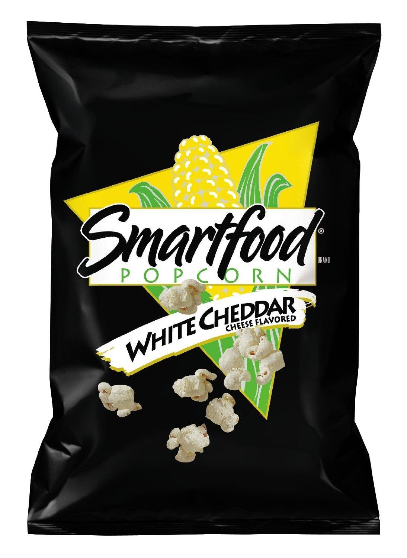SMARTFOOD POPCORN WHITE CHEDDAR 9 OZ