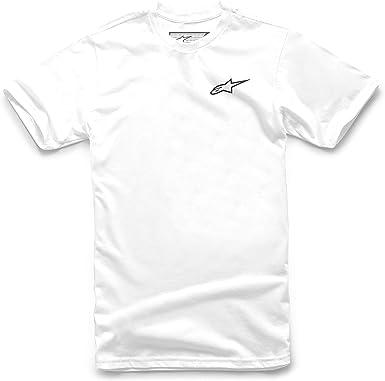Alpinestars Ageless Youth Short Sleeve T-Shirt Black//White