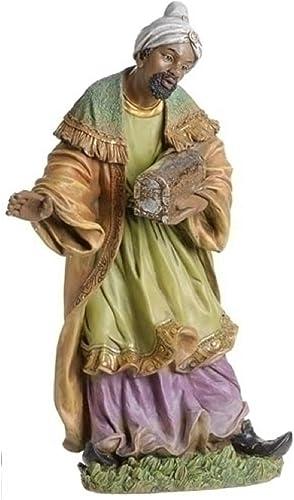 Roman 27.5 Joseph s Studio King Balthazar Religious Christmas Nativity Statue