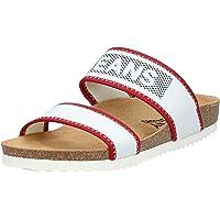 Tommy Hilfiger Technical Mesh Flat Sandal Women's Fashion Sandals