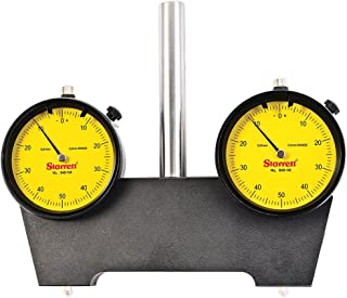 """product image for Starrett 649-5 Spindle Square, 0.125"""" Graduation Range, 0.0005"""" Graduation Interval, 0-25-0 Dial Reading"""