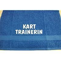 Kart Trainerin; Handtuch Sport