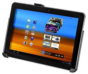 RAM Mount RAM-HOL-SAM5U - Soporte (Tablet/UMPC, Soporte pasivo, Negro, Compuesto, Samsung Galaxy Tab 10.1/2 10.1)