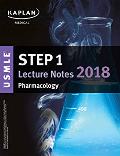 Amazon com: USMLE Step 1 Lecture Notes 2018: Biochemistry and