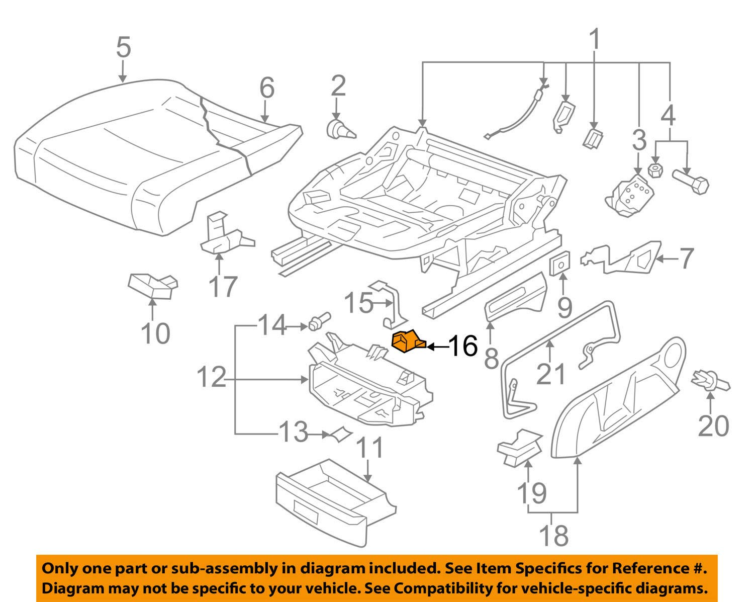 Outstanding Amazon Com Volkswagen 1K0881347C9B9 Genuine Oem Track End Cover Wiring 101 Capemaxxcnl