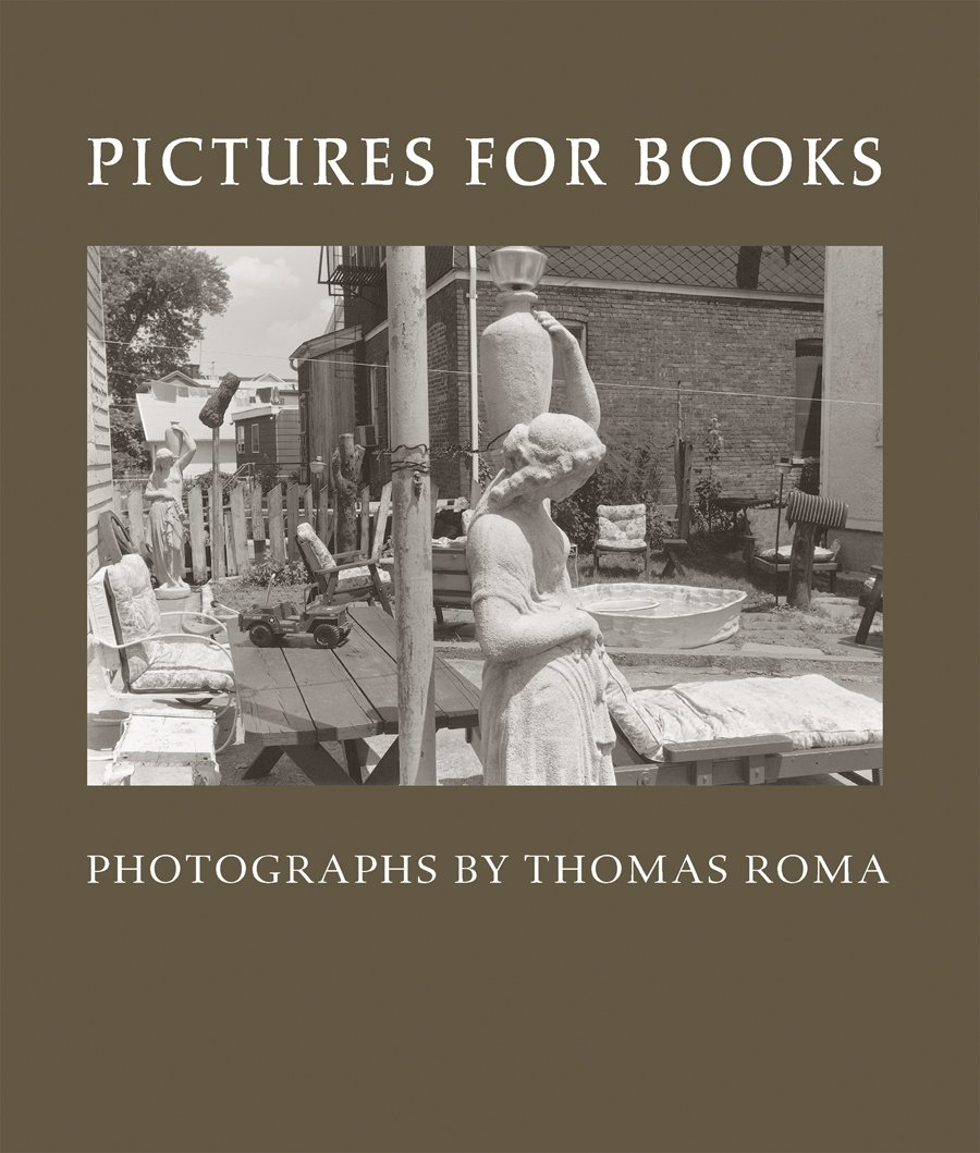 Read Online Pictures for Books: Photographs by Thomas Roma pdf