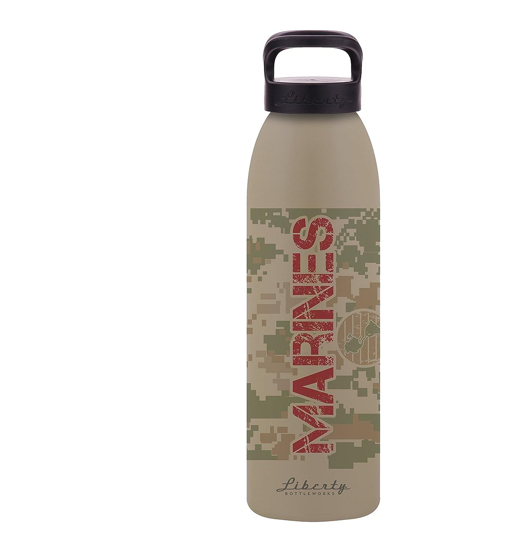 Liberty Bottleworks Marines Wasser Flasche