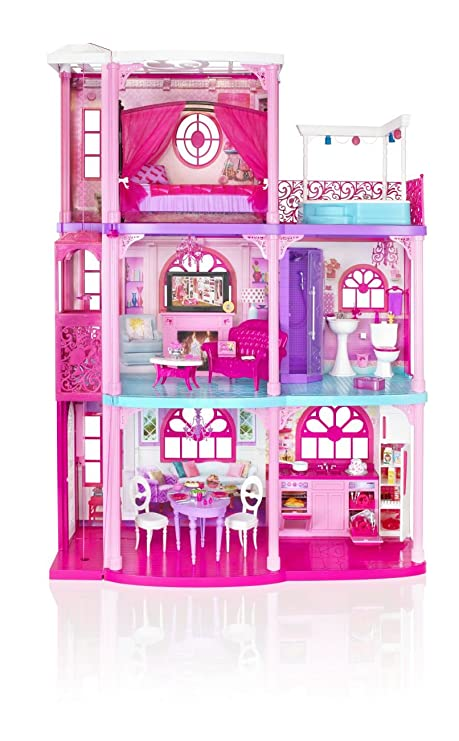Barbie X3551 Accessori Bambola La Casa Dei Sogni Amazon It