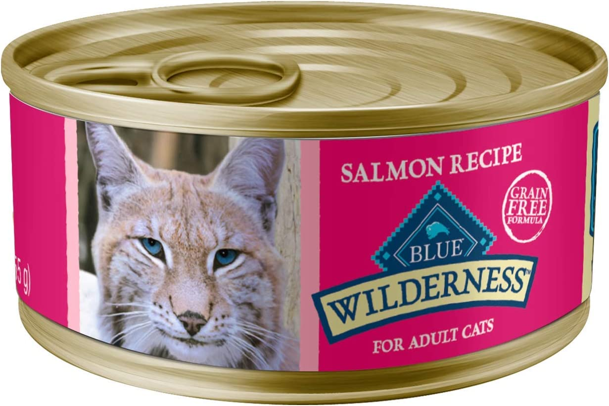 BLUE Wilderness Kitten Grain-Free Chicken Wet Cat Food