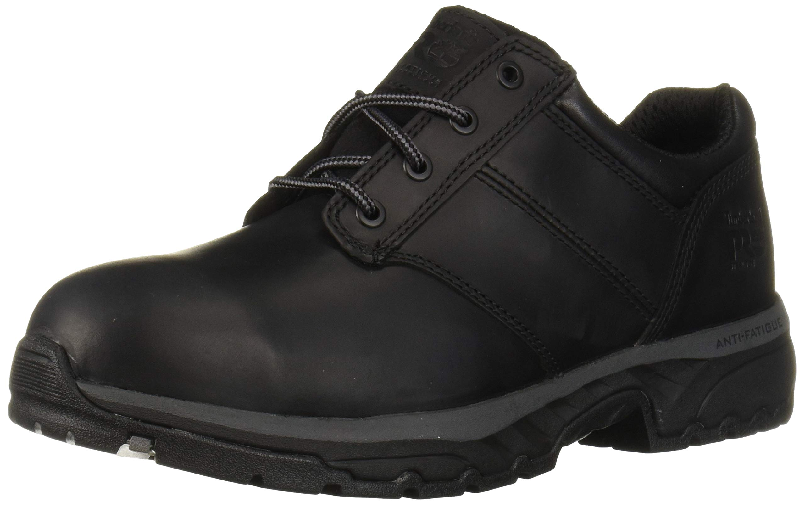 Timberland PRO Men's Jigsaw Oxford Steel Toe Industrial Boot, Black, 14 W US by Timberland PRO