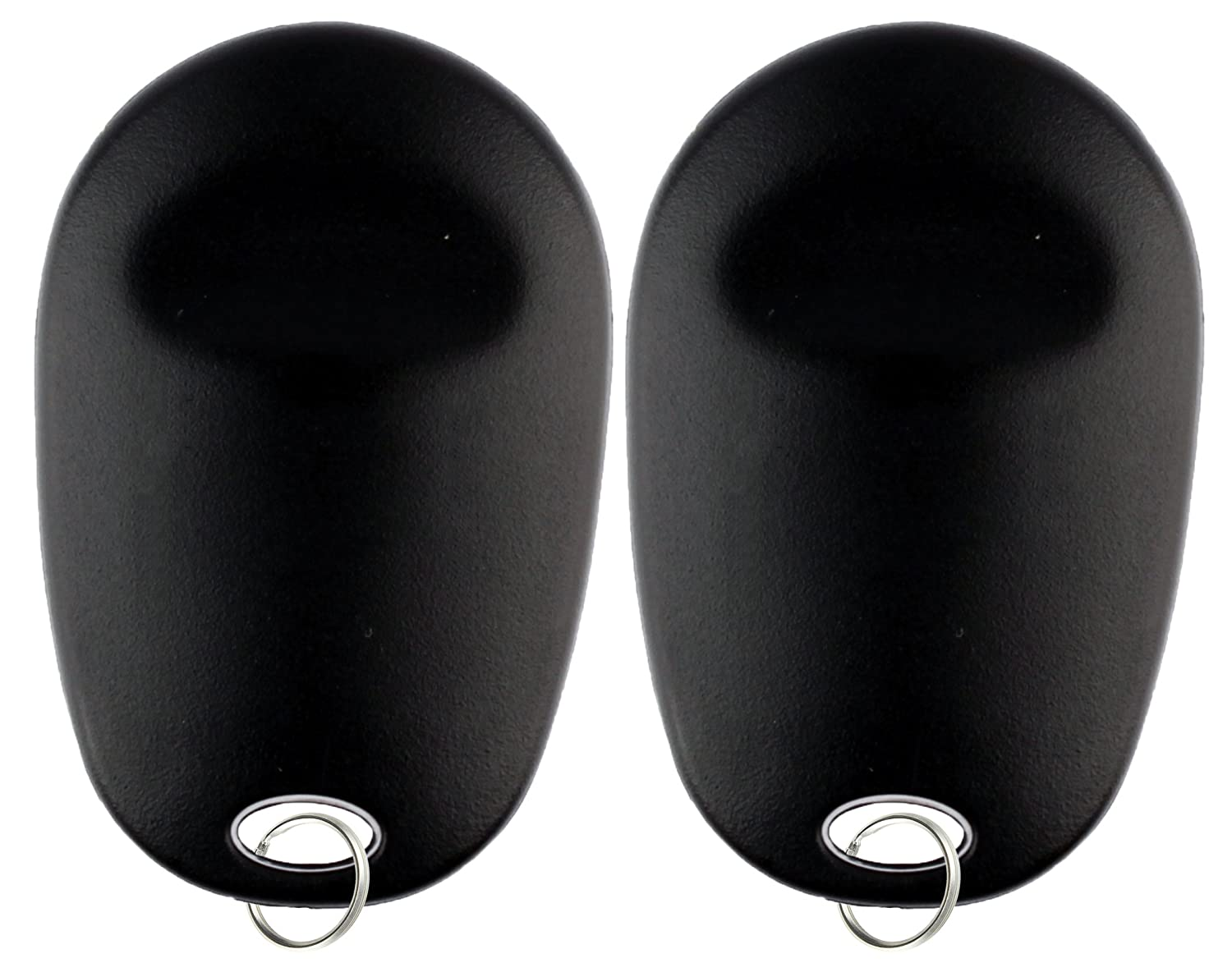 KPT3337 Pack of 2 KeylessOption Keyless Entry Remote Fob Car Key Replacement for GQ43VT20T