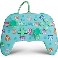 Controle Com Fio PowerA para Nintendo Switch - Animal Crossing
