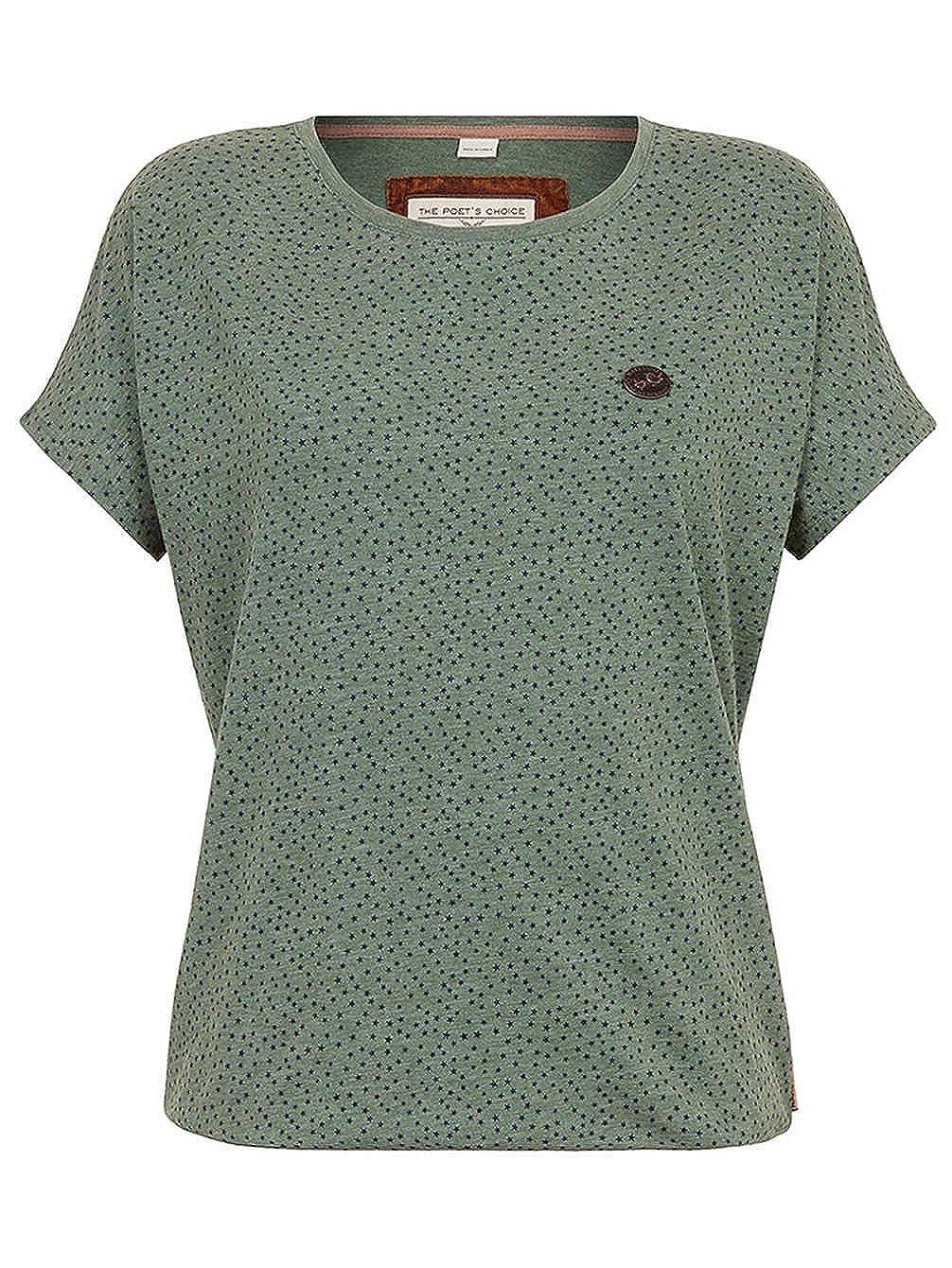 Naketano Damen T Shirt Blitz Bumm Schniedel Bäng T Shirt