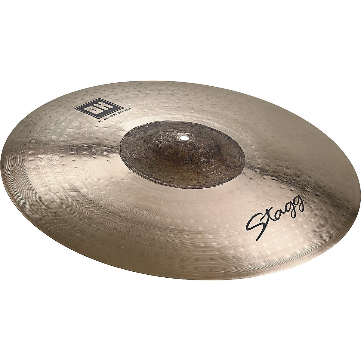 Stagg DH-RXD21E 21-Inch DH Exo Extra Dry Ride Cymbal