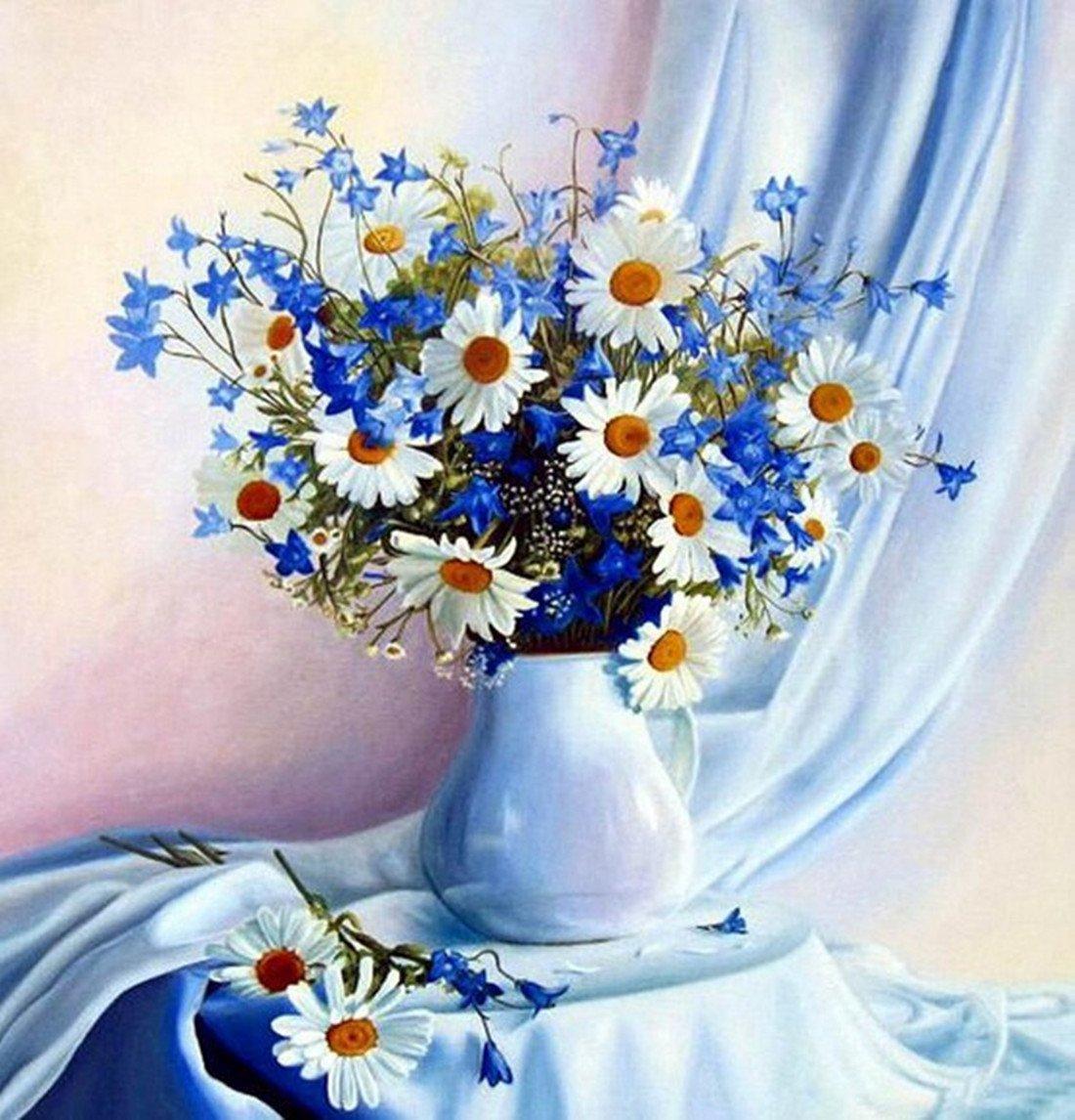 Pintura Por Numeros (18625899) Flores
