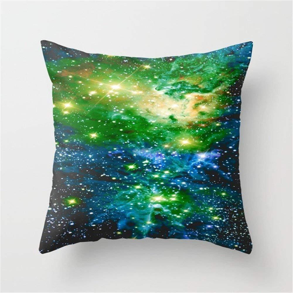 ZECHLOP pillow case Circles Throw Pillow Cushion Cover 18x18
