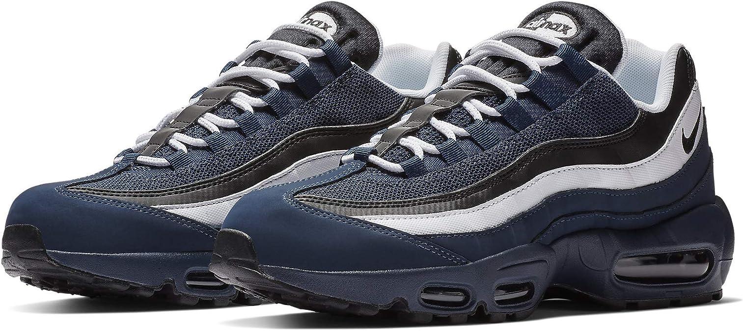 Nike Air Max 95 Essential Bleu 749766 408