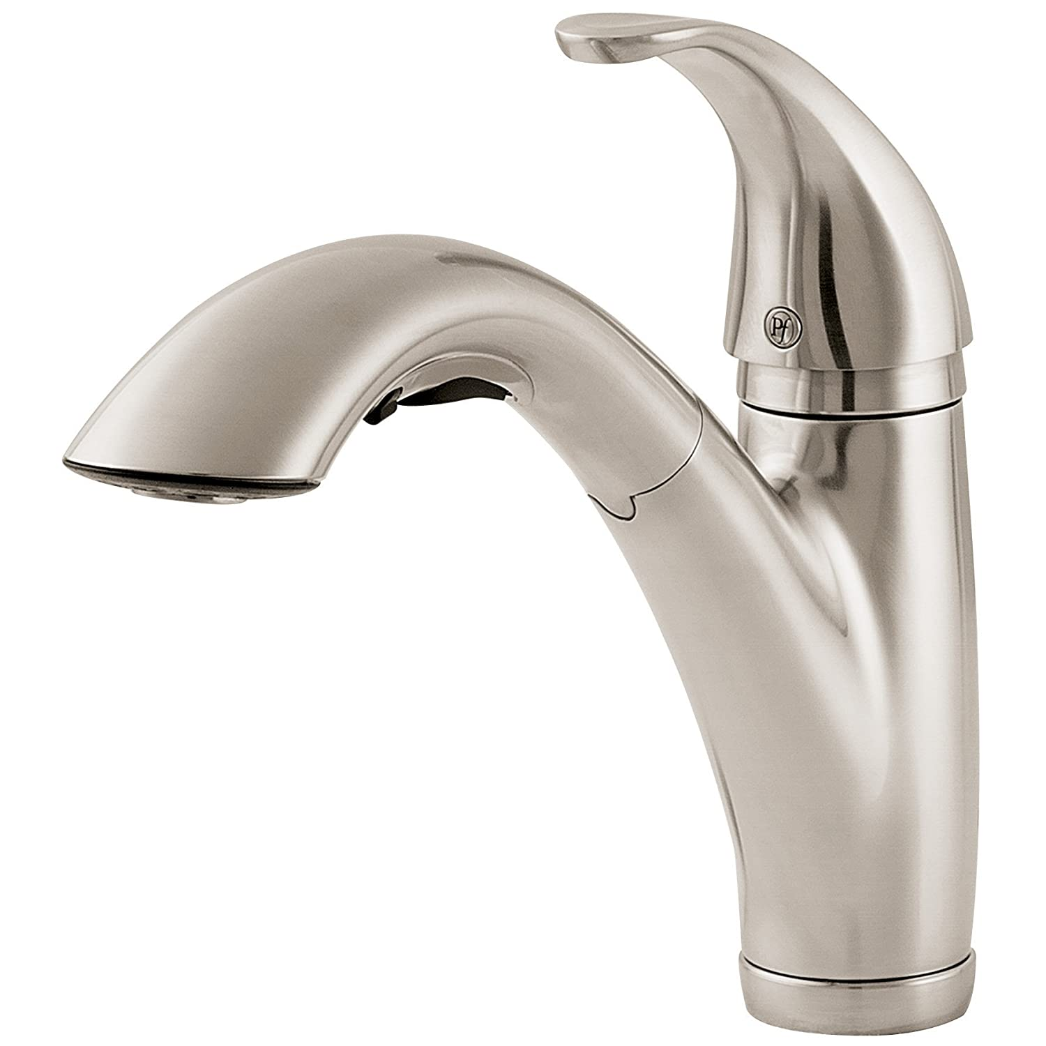 Pfister Parisa 1-Handle Pull-Out Kitchen Faucet, Stainless Steel
