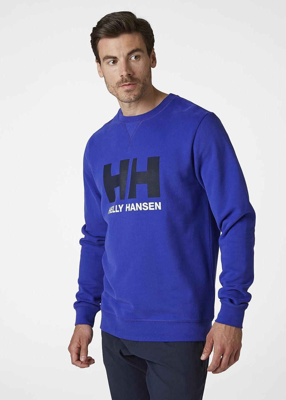 Helly Hansen Herren Hh Logo Crew Sweat Sweatshirt