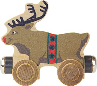 product image for NameTrain - Rudy Reindeer - Made in USA