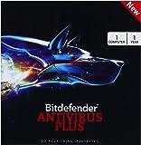 Bitdefender Antivirus Plus - 2017, 1 Device, 1 Year (Activation Key)- Voucher