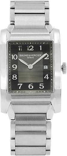 ساعة باوم ميرسيه هامبتون كوارتز حركة سوداء للسيدات M0A10021