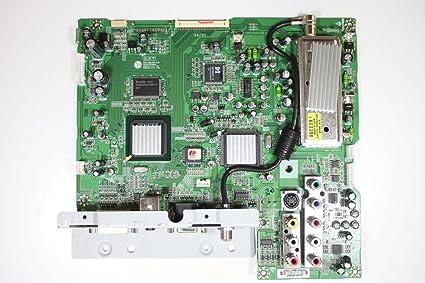 17 Mfm Ht75w 6871tmb778a Main Video Board Motherboard Unit
