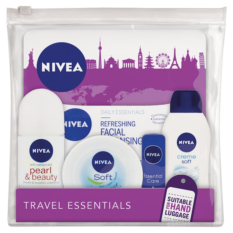 Set de higiene para viaje de mujer
