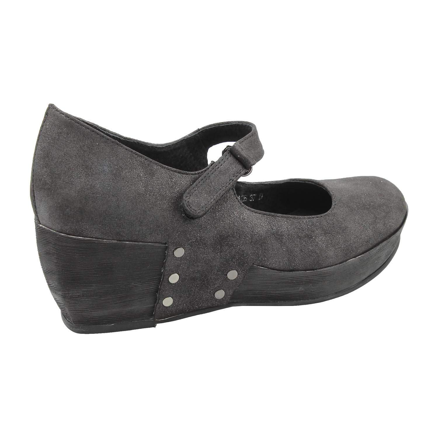 Antelope Womens 426 Suede Mary Janes