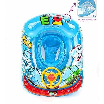 Mimi mundo] Tayo Bus Tubo de aire tipo bebé Trend - Andador con ...